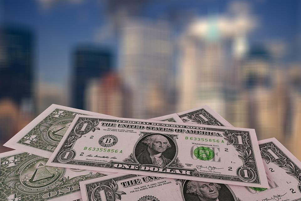 americké finance