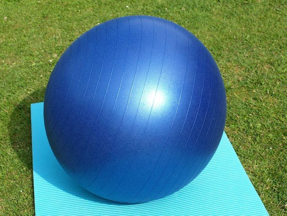 Gymnastický míč pro děti na hraní i na cvičení