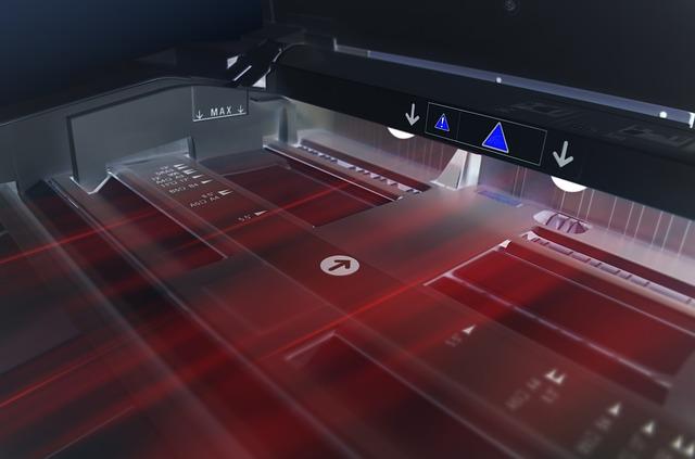 technologie tiskárny