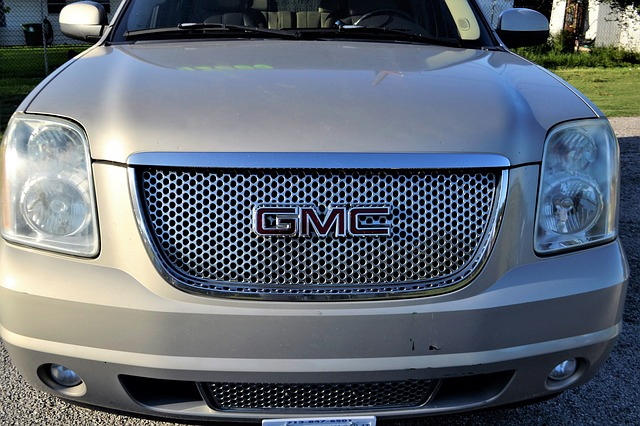 gmc yukon truck