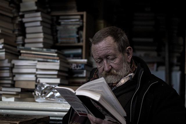 Samota s knihou