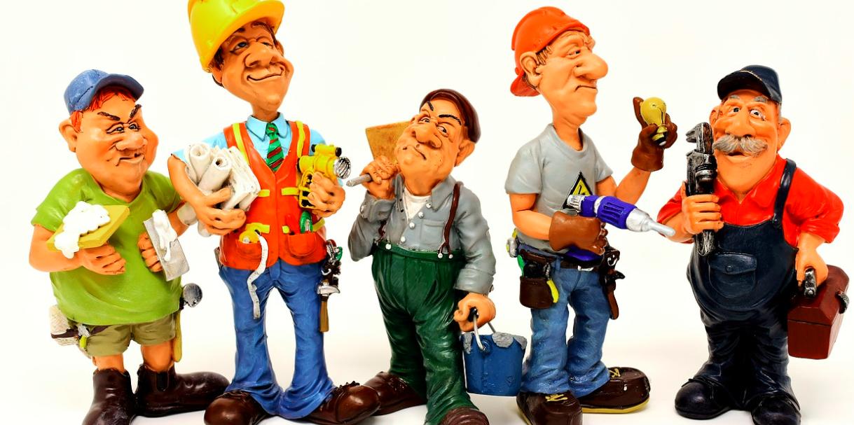 odborníci řemeslníci